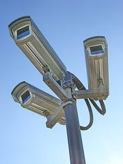 Kültéri biztonsági kamera