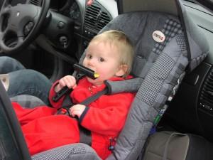 Az autós biztonsági gyerekülés jó  választás