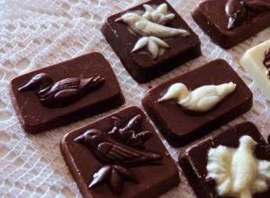 Különleges csokoládé